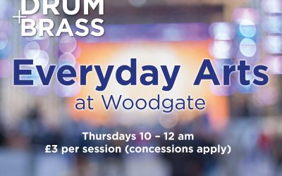 Everyday Arts at Woodgate Leicester