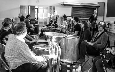 Drum and Brass – get the   music back into your life!